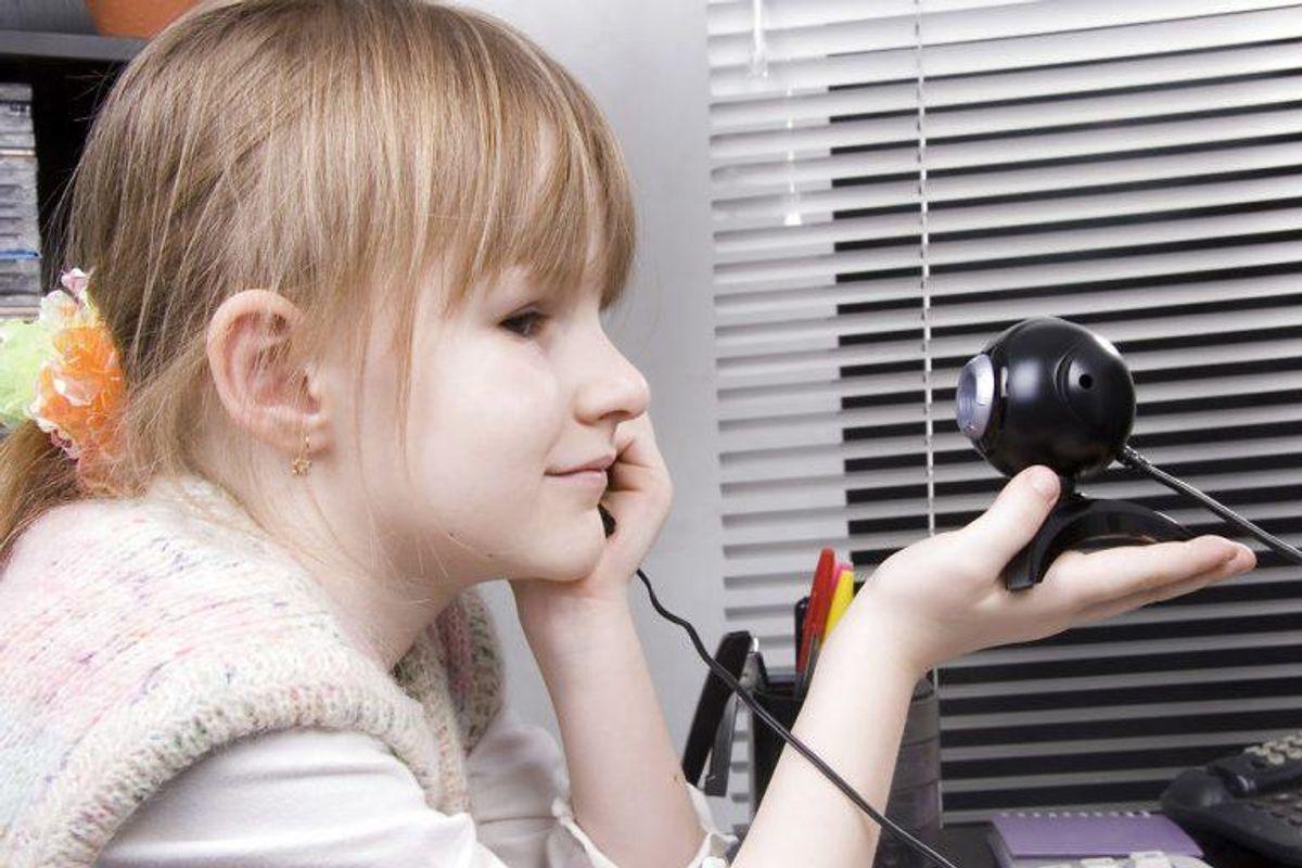 – De seneste år har jeg set en hel del webcams, som er blevet udnyttet, fordi sikkerheden var for dårlig, siger Kim Elgaard. Foto: Scanpix (Modelfoto)