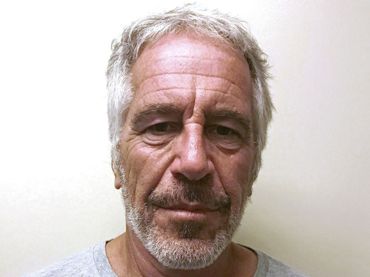 Jeffrey Epstein. Foto: New York State Division of Criminal Justice Services/Handout via REUTERS