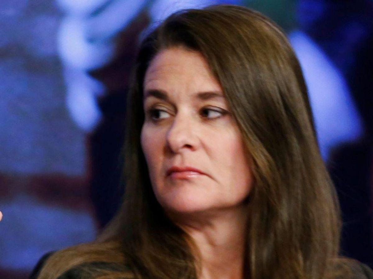 Melinda Gates var ikke vild med Bills bekendtskab med Jeffrey Epstein. Foto: Francois Lenoir/Scanpix.