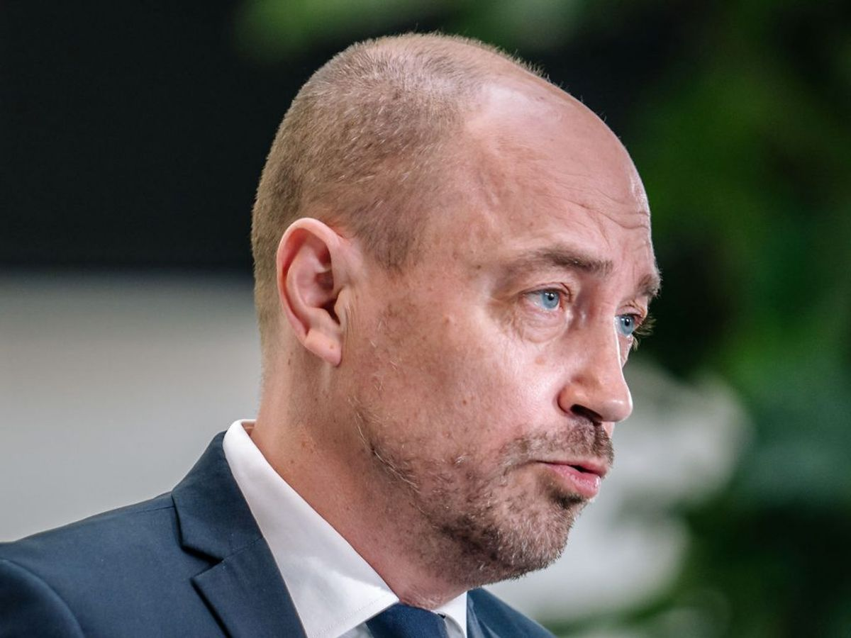 Sundhedsminister Magnus Heunicke (S) indkalder til pressemøde klokken 12. Foto: Emil Helms/Scanpix.