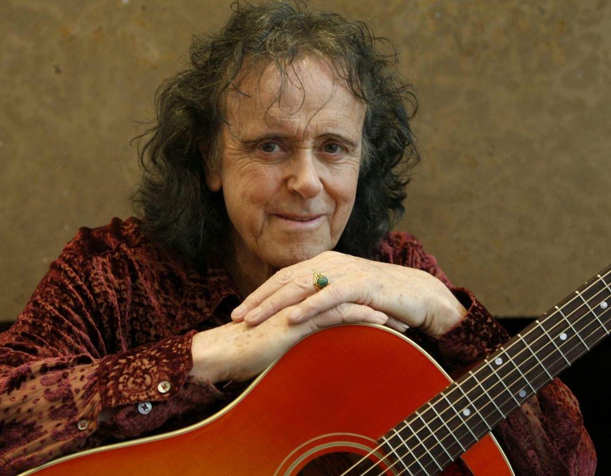 Donovan Phillips Leitch er stadig aktiv musiker. – Foto: François Guillot/Ritzau Scanpix