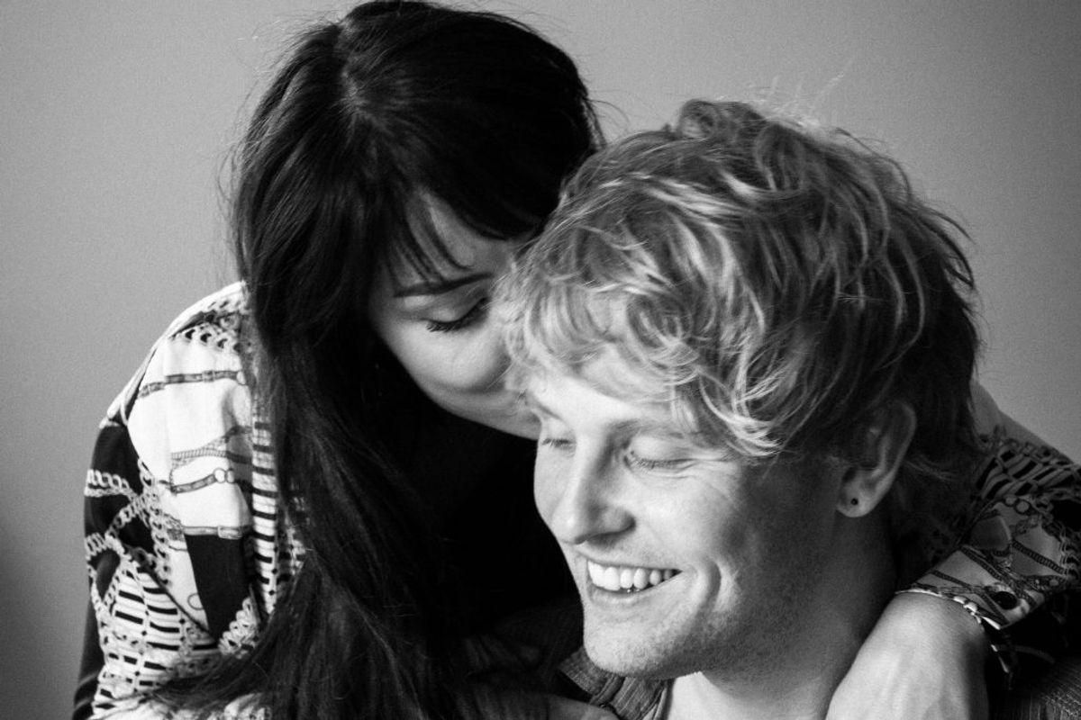 I knap to år måtte Ihan Haydar og Esben Svane holde deres forhold hemmeligt, og først efter en turbulent tid kunne de få lov til at få hinanden. – Foto: Ida Marie Odgaard/Ritzau Scanpix