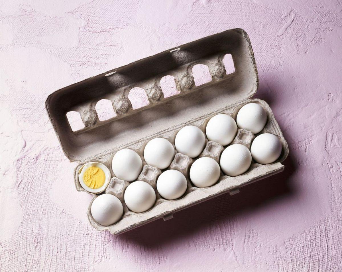 Æg er noget af det sundeste, som du kan spise. Og der er uendeligt mange måder, som du kan lave det på. Foto: Scanpix