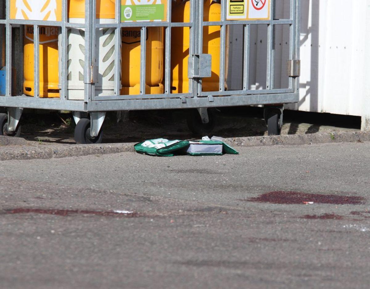 En mand er i dag idømt seks års fængsel for voldeligt overfald på sin eks-svigersøn. Foto: Presse-fotos.dk.