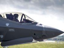 Første dansker i nyt kampfly