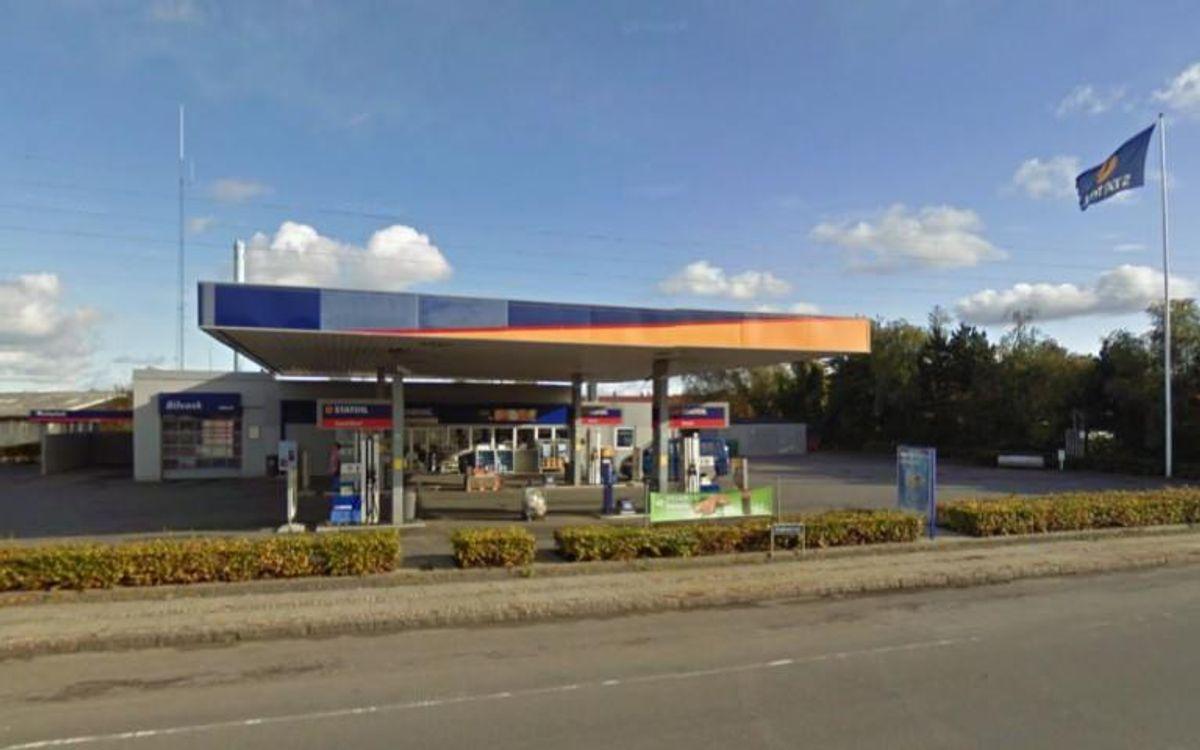 Statoil på Gaabensvej. Foto: Google