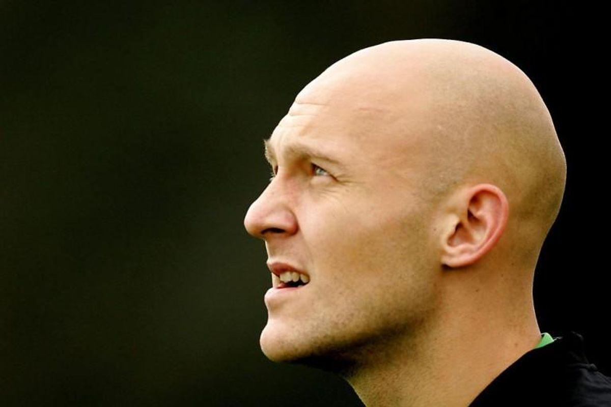 Thomas Gravesen var tæt på at slutte sin fodboldkarriere i Vejle. Arkivfoto: Scanpix.