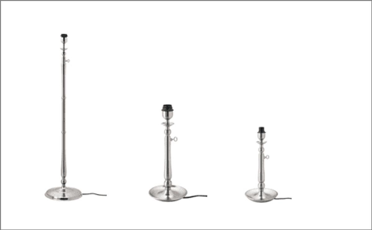 Det er disse Gothem lamper, som IKEA trækker tilbage. Foto: IKEA.