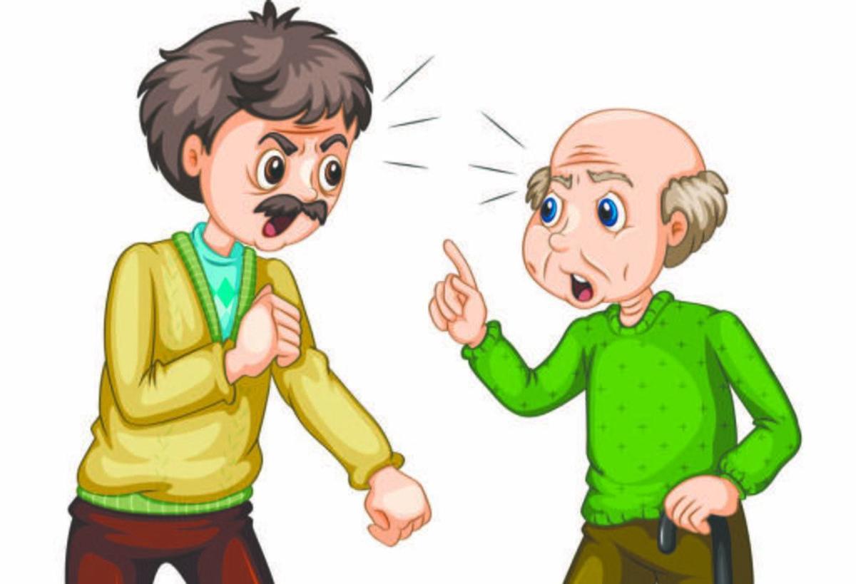 Røg, støj og møg er – populært sagt – ofte anledning til, at naboer ryger i totterne på hinanden. Foto: Colourbox.com.