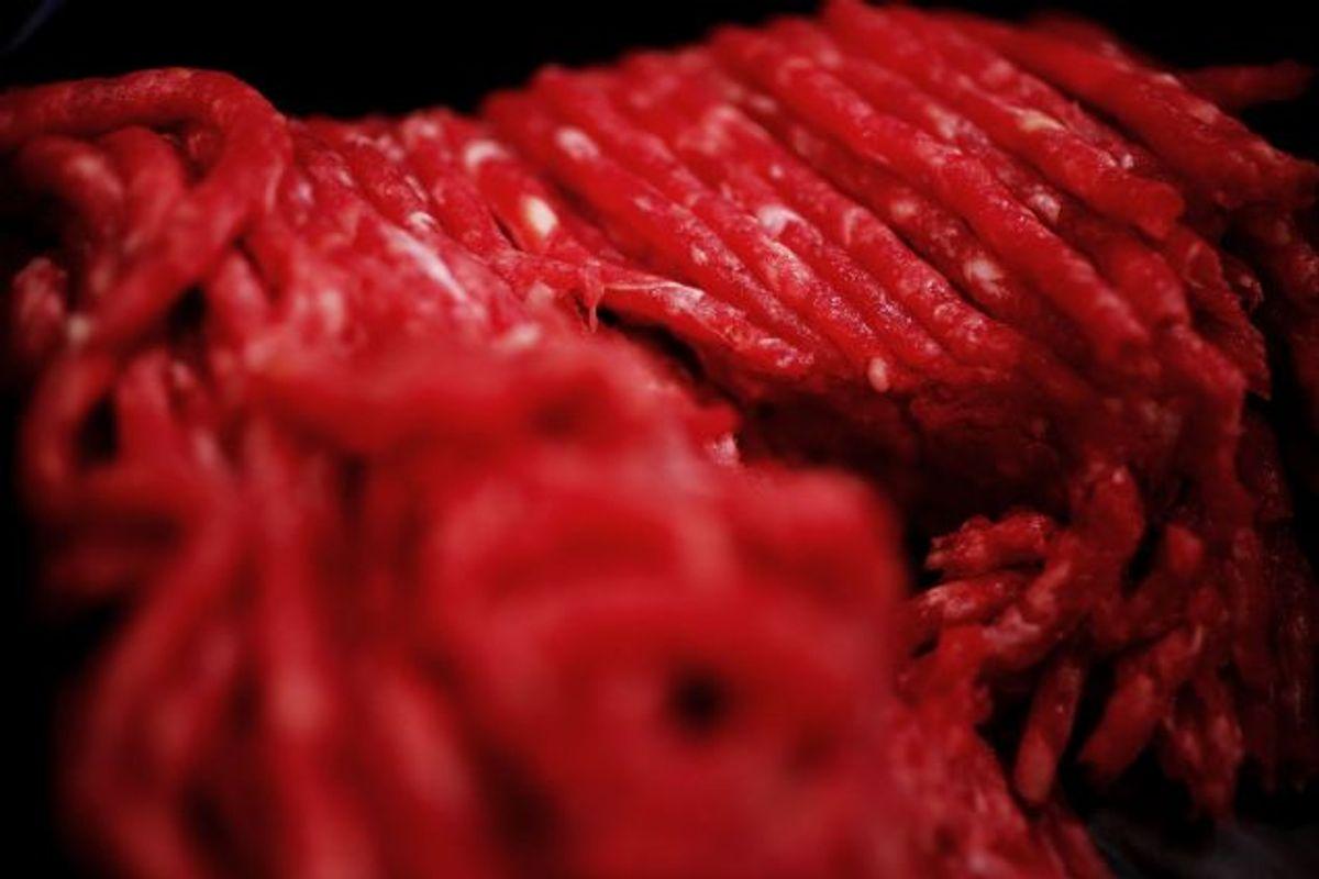 Der er endnu engang fundet salmonella i hakket oksekød – det er solgt til restauranter i hele Nordjylland. Foto: THOMAS BORBERG/POLFOTO