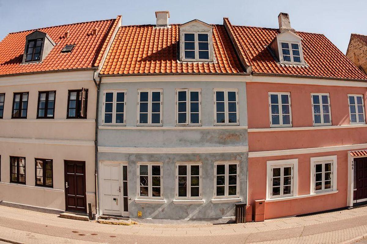Der er stor forskel på, hvor meget vi stoler på vores naboer i forskellige typer boligområder. Foto: Scanpix