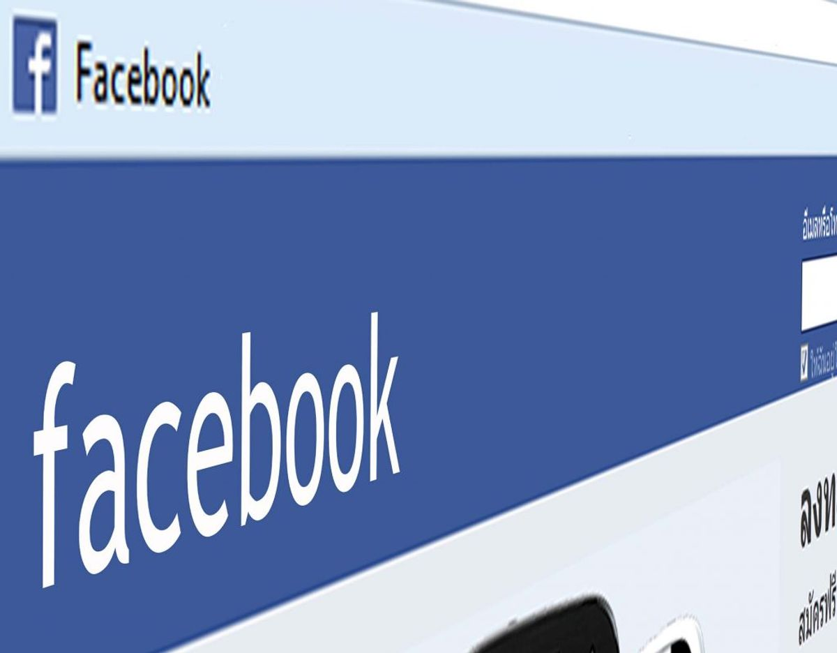 Endnu engang hærger svindlerne på Facebook. Foto: Colourbox.