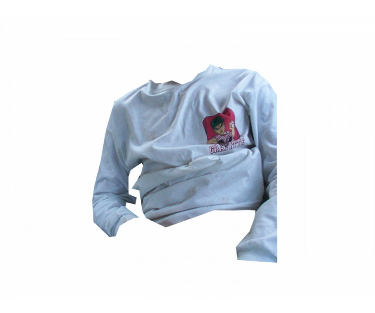 Ved du, hvor man kan finde logoet eller dette stykke tøj? Foto: Europol