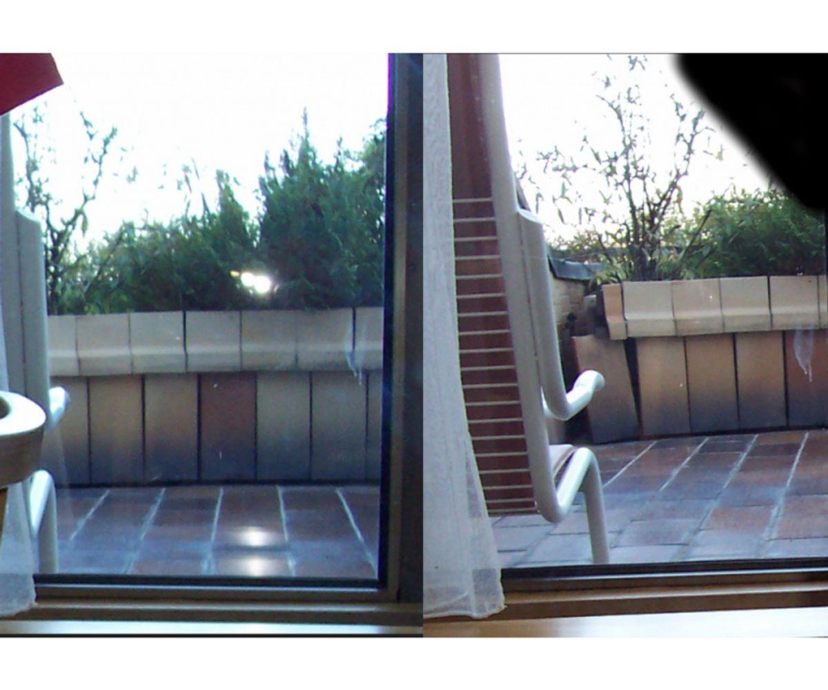 Kan du genkende denne terrasse? Foto: Europol
