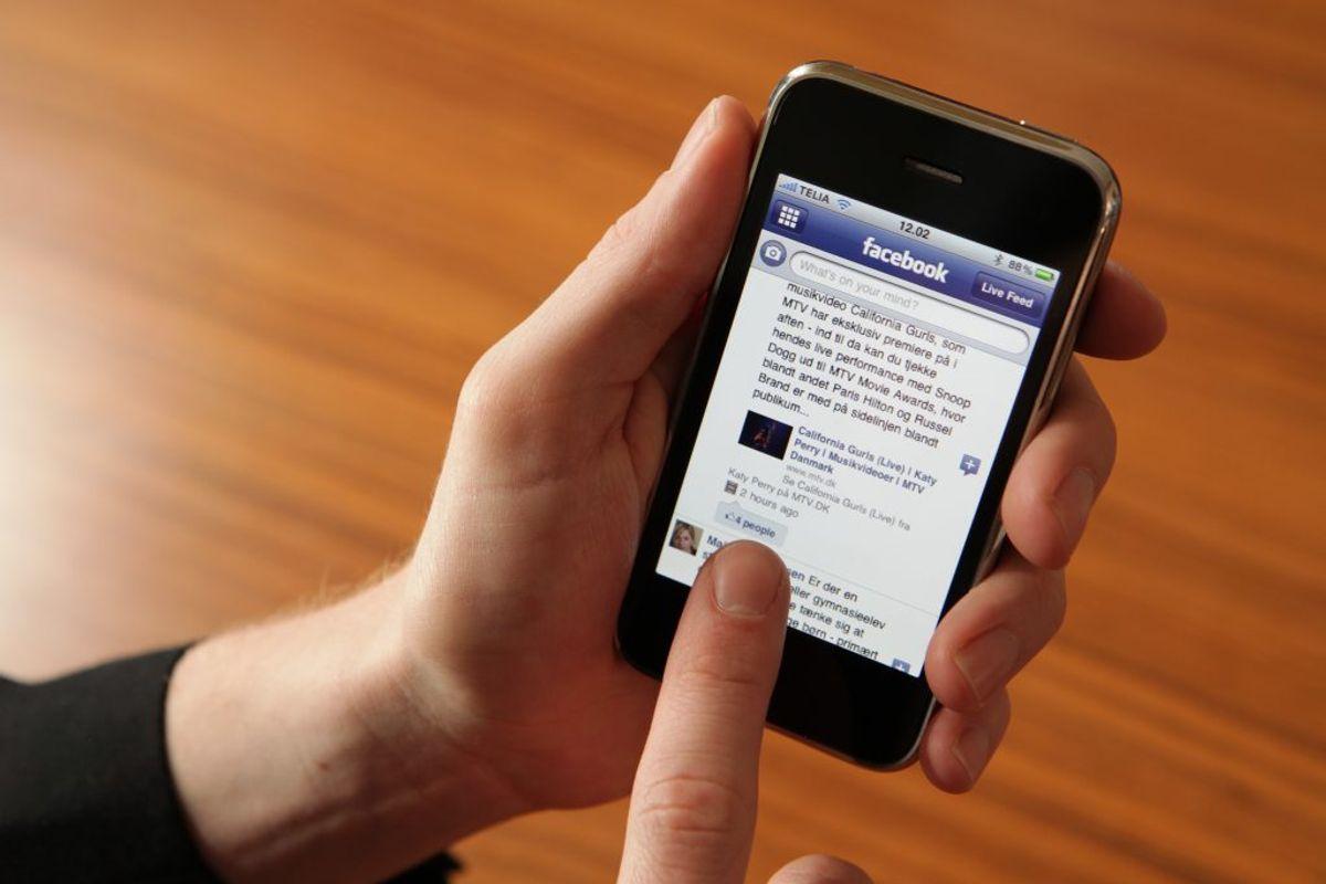2. Tidsbegræns dine apps. På iPhone kan du gøre det under indstillinger > skærmtid > apptidsgrænser.
