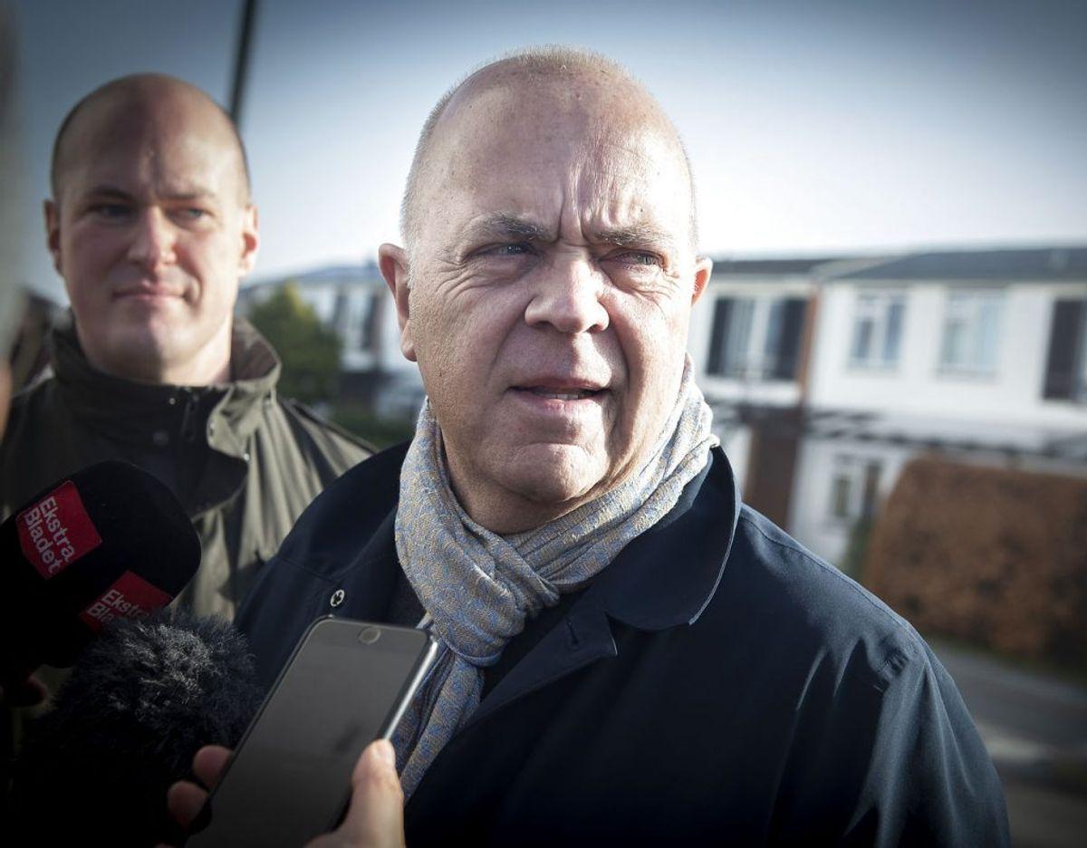 Også Jes Dorph-Petersen er blevet misbrugt. Foto: Scanpix