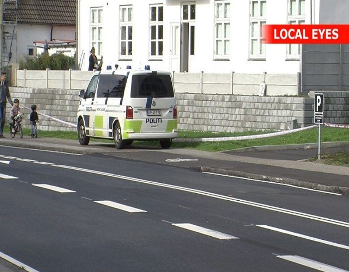 En 23-årig mand blev den 6. oktober stukket ned på Havnegade i Esbjerg. Nu efterlyser politiet den formodet gerningsmand. KLIK VIDERE og se et billede af den efterlyste. Foto: Local Eyes