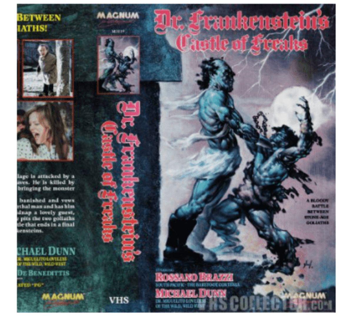 Frankensteins Castle of Freaks (JVI) – 15.000 kroner Foto: DBA Guide
