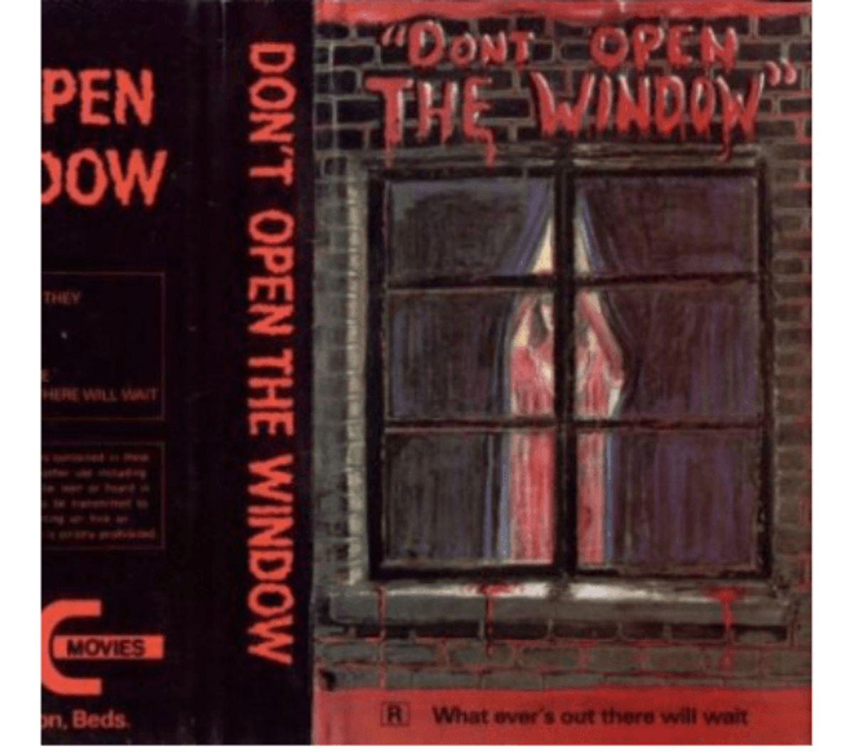 Dont Open the Window (Films of the 80s) – 9.000 kroner. Foto: DBA Guide