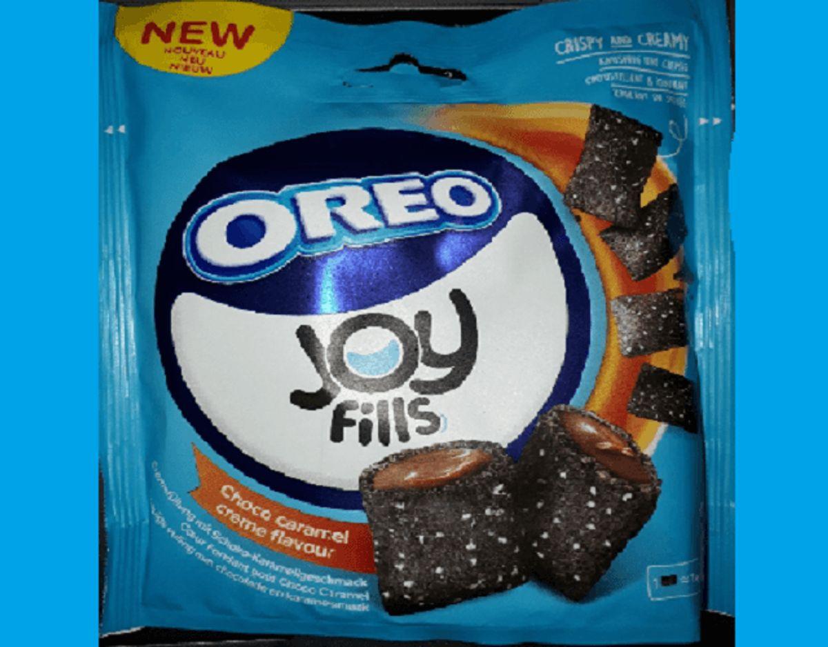 Det er disse Oreos, der kaldes tilbage. Foto: Fødevarestyrelsen.