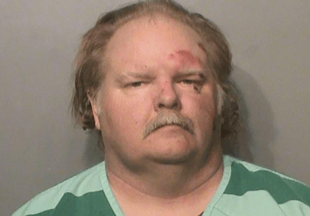 Robert Watson afleverede sin computer til reparation. Det endte med en anholdelse – af ham. Foto: Polk County Sheriffs Office