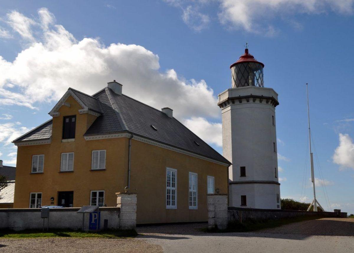 8. maj: Hanstholm. Havnen ved Kuttergade – 15:00. Foto: Colourbox