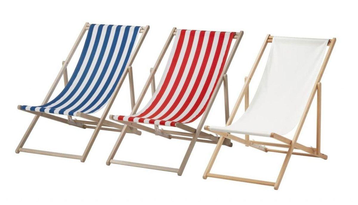 Strandstolen ved navn Mysingsö er også tilbagekaldt. Den kan give 'omfattende fingerskader'. Foto: Ikea.