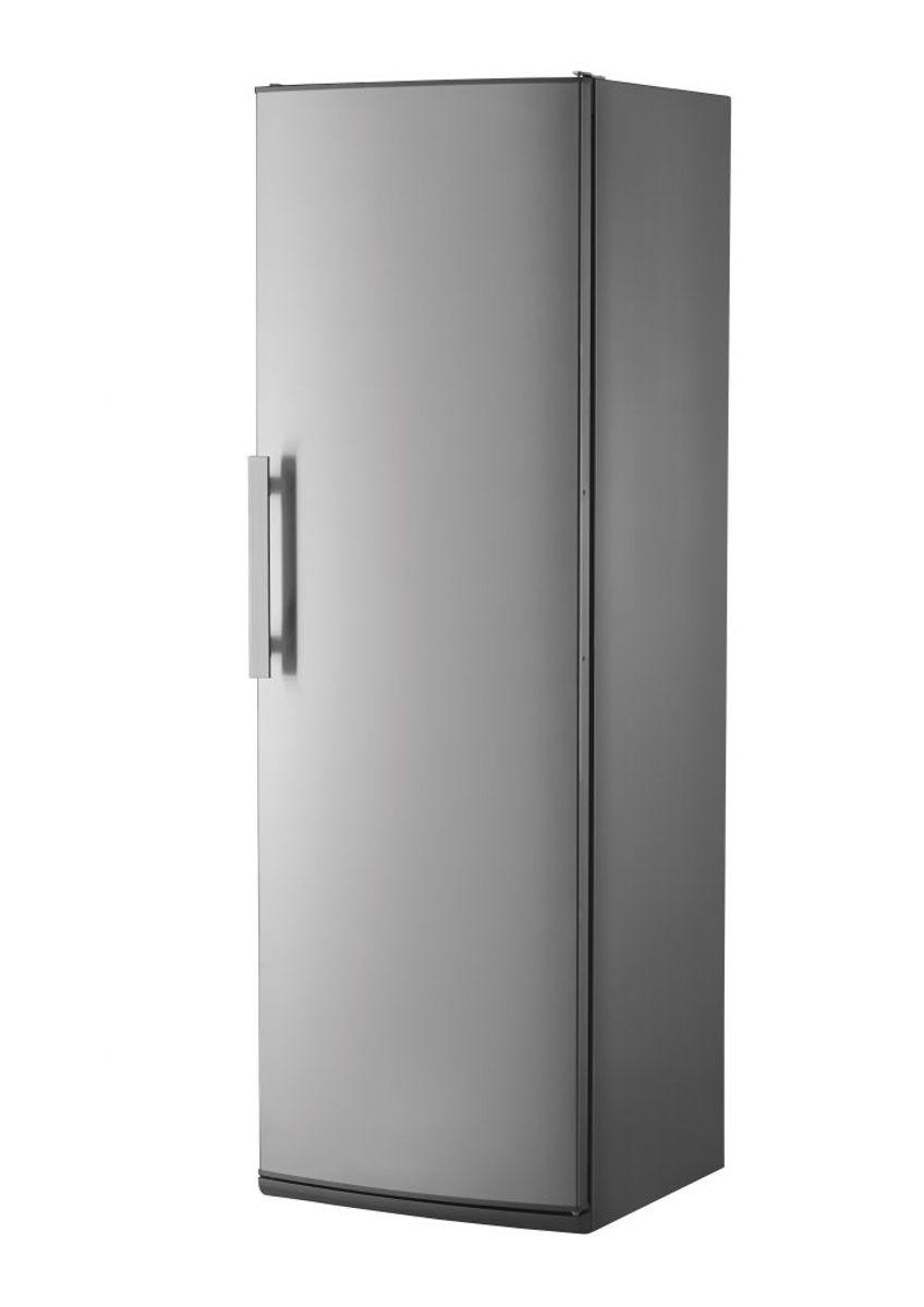 Dette køleskab af mærket FROSTFRI kan give elektriske stød. Foto: IKEA.