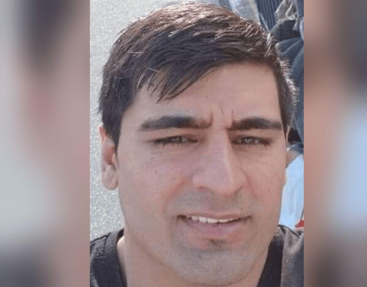 Sådan ser Mohammad ud. Politiet leder efter ham. Foto: Politiet.