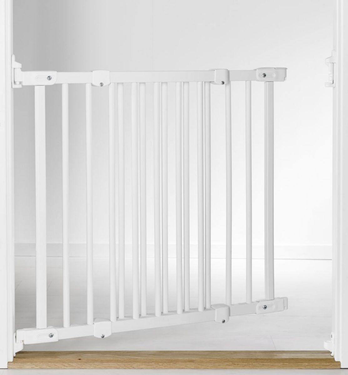 Ikea tilbagekalder børnegitre efter, at børn er faldet ned af trapper. Der er solgt 61.000 gitre i Danmark. KLIK og se navnene. Foto: Ikea.