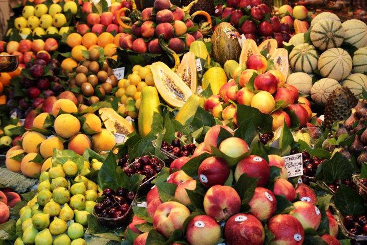 KLIK I GALLERIET og få klar besked: Sådan undgår du gift i dit frugt og grønt. Arkivfoto. Kilde: Fødevareinstituttet.