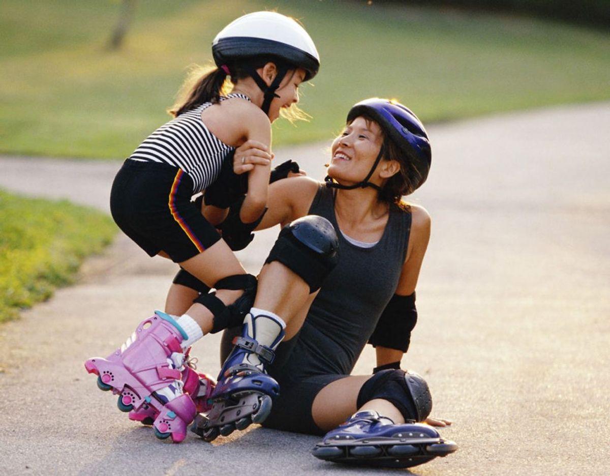 4. Det er altid bedre at forsøge at hjælpe ved en ulykke end ikke at gøre noget. Foto: Lena Granefelt/Johner/Ritzau Scanpix