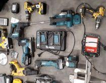 Udvist efter værktøjs-tyveri