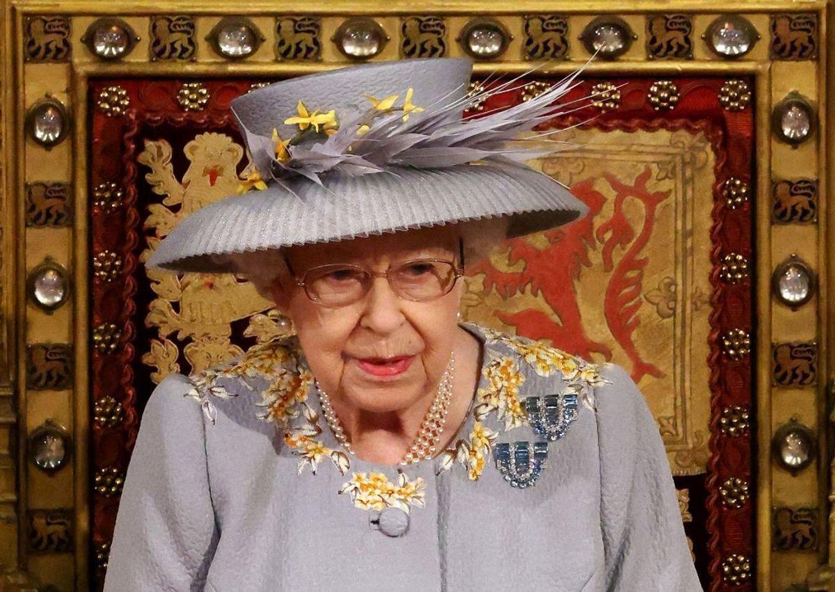 Kort tid efter prins Philips død har dronning Elisabeth mistet en ven, som var en stor del af hendes hverdag. Foto: Chris Jackson/AFP/Ritzau Scanpix