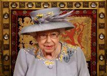 Midt i sorgen: Dronningen mister nær ven