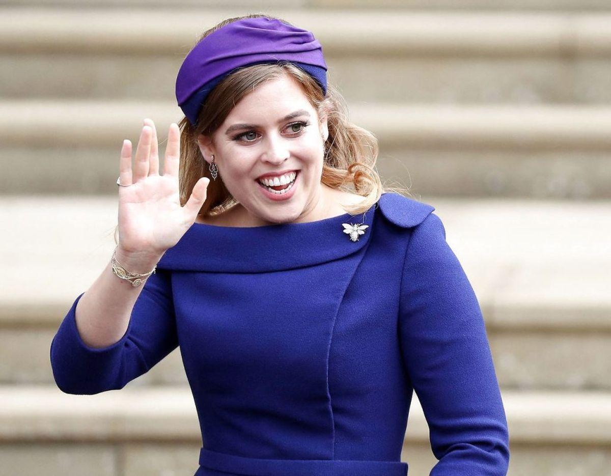 Prinsesse Beatrice er gravid. Foto: Steve Parsons / Scanpix.