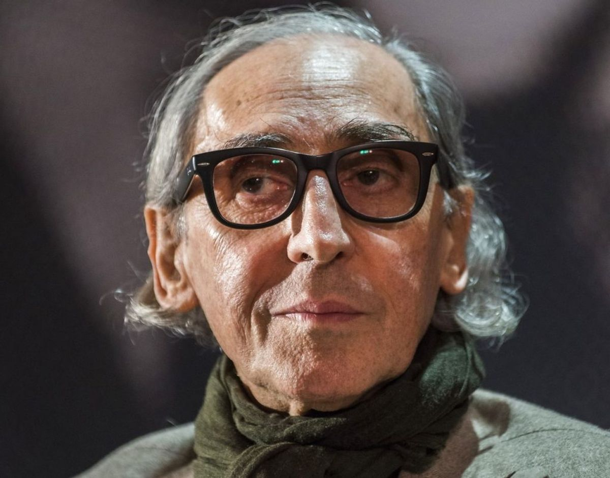 Den italienske singer-songwriter Francesco Battiato gik bort tirsdag. Foto: Ipaw/Backgrid/Ritzau Scanpix