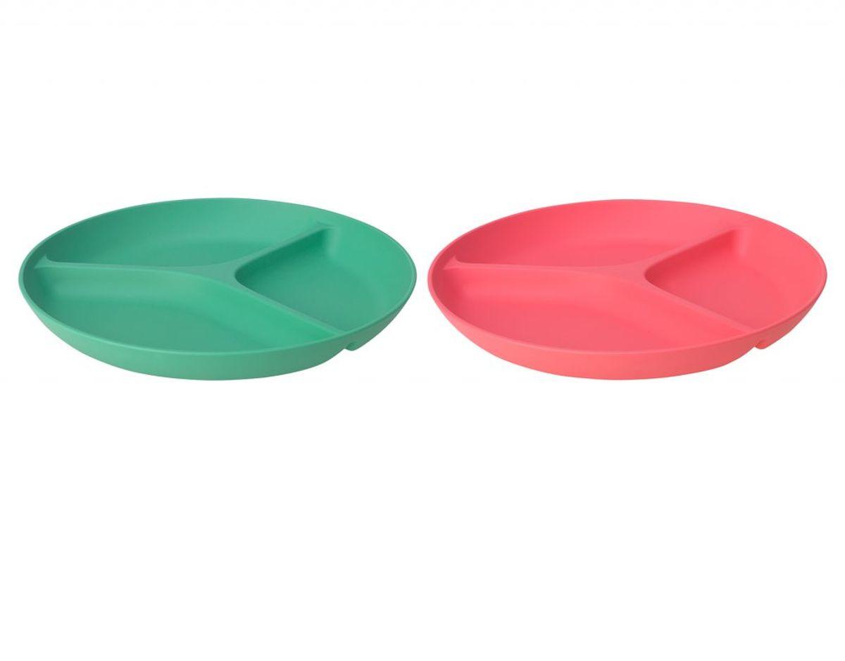 Det er blandt andet denne type tallerkener, som kaldes tilbage. Foto: IKEA