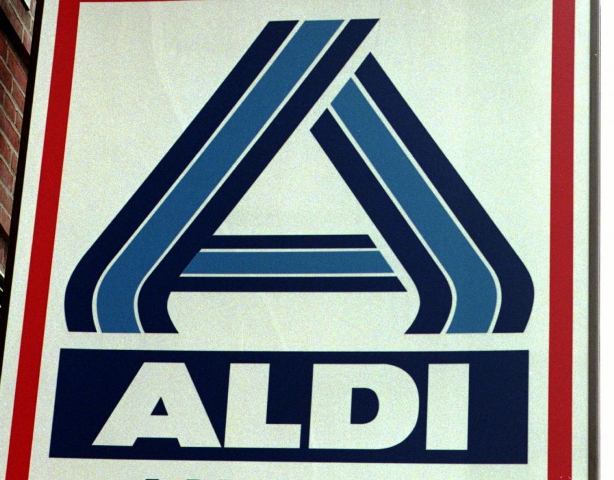En ALDI i Albertslund kalder et parti MILSANI Smelteost med Rejer tilbage. Foto: Bent K. Rasmussen/Ritzau Scanpix