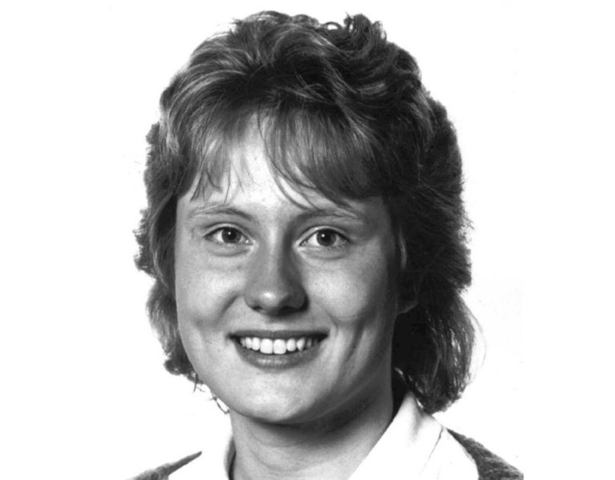 Pernille Forchhammer var 19 år, 11 måneder og 29 dage gammel, da hun blev valgt til Folketinget for Socialdemokratiet den 8. september 1987. Foto: Scanpix.