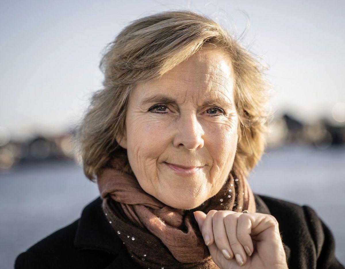 Connie Hedegaard var 23 år, 3 måneder og 25 dage gammel, da hun blev valgt til Folketinget for Konservative Folkeparti den 10. januar 1984. Foto: Scanpix.