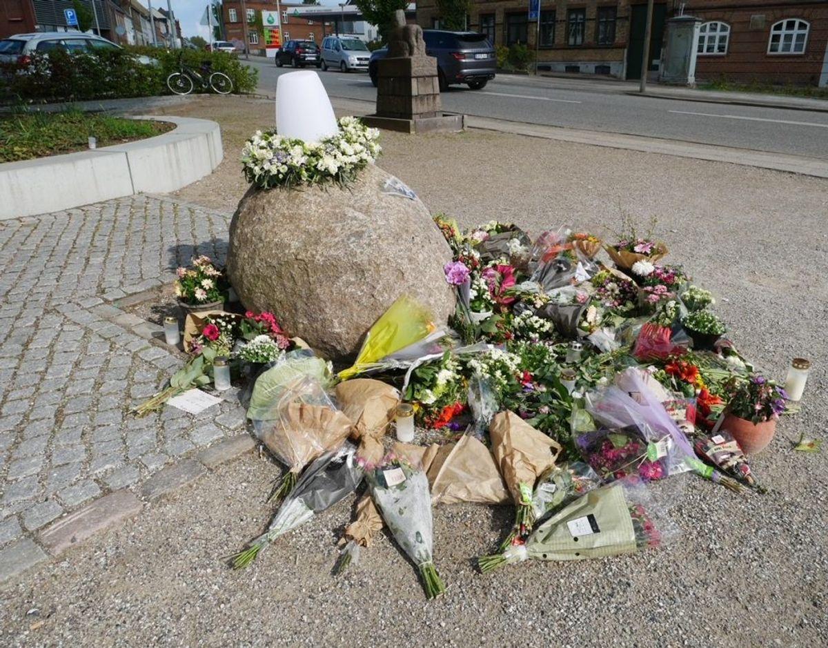 Den 20-årige mand er nu erklæret død. Foto: Presse-fotos.dk
