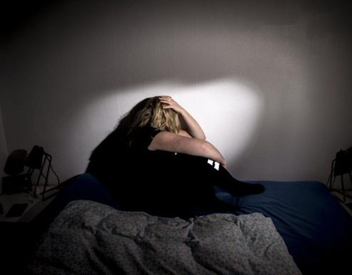 Regeringen vil ifølge DR Nyheder præsentere en pakke med initiativer mod seksuelle krænkelser af børn mandag. Blandt dem er et udspil om at hæve straffen for seksuelle overgreb. (Modelfoto) Foto: Mads Claus Rasmussen/Scanpix