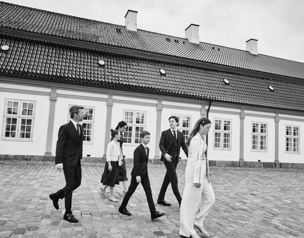 Fra Kancellihuset. Foto: Franne Voigt
