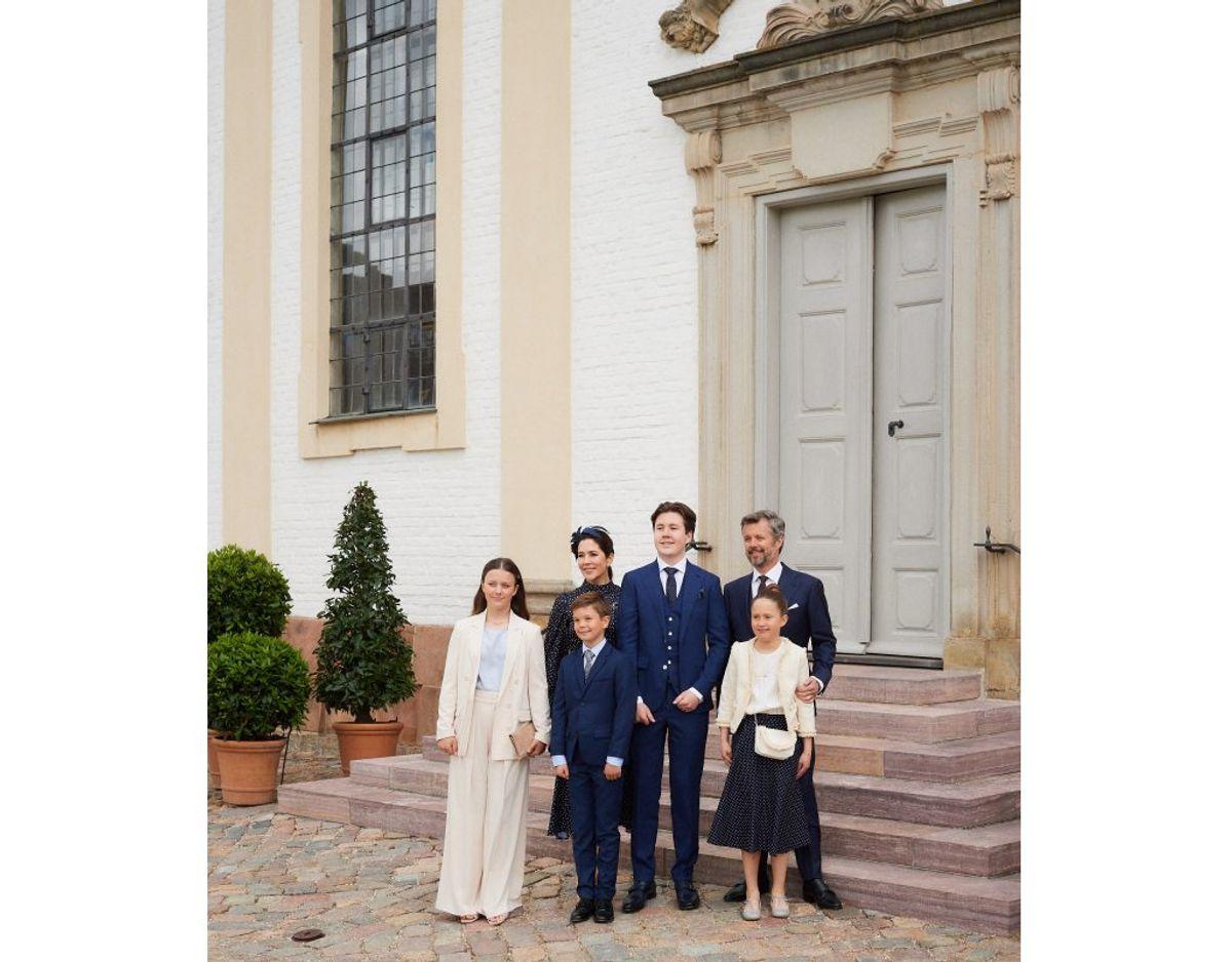 Fra Fredensborg Slotskirke. Foto: Franne Voigt