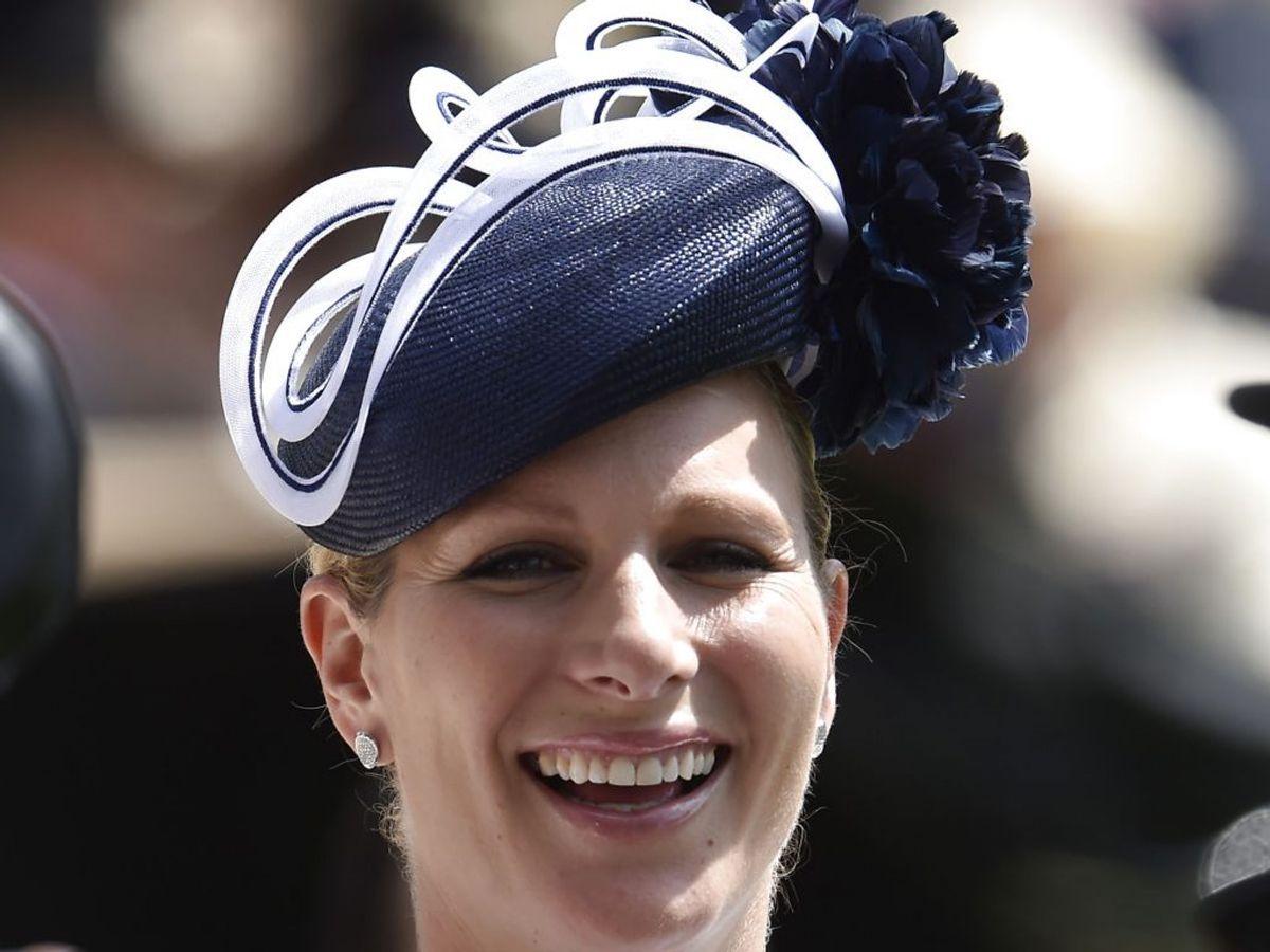 Der er rund fødselsdag i det britiske kongehus. Foto: Toby Melville Livepic/Scanpix.