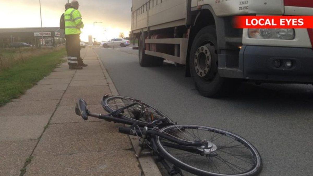Mange cyklister kommer til skade og bliver dræbt i trafikken. Nogle af disse kunne undgås. Foto: Local Eyes.