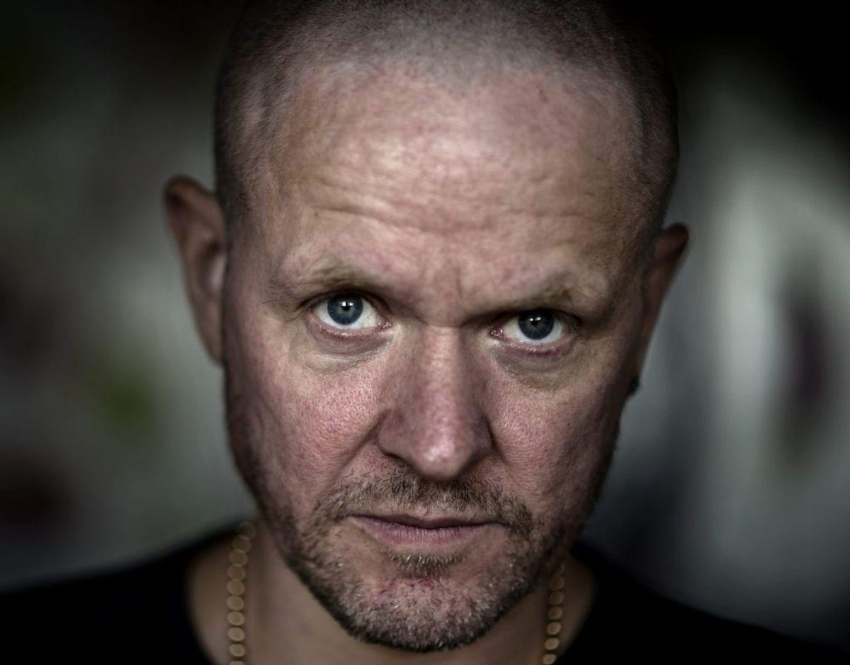 Det krævede ikke meget overtagelse at få Anders Matthesen med i den nye Afdeling Q-film. Foto: Scanpix.