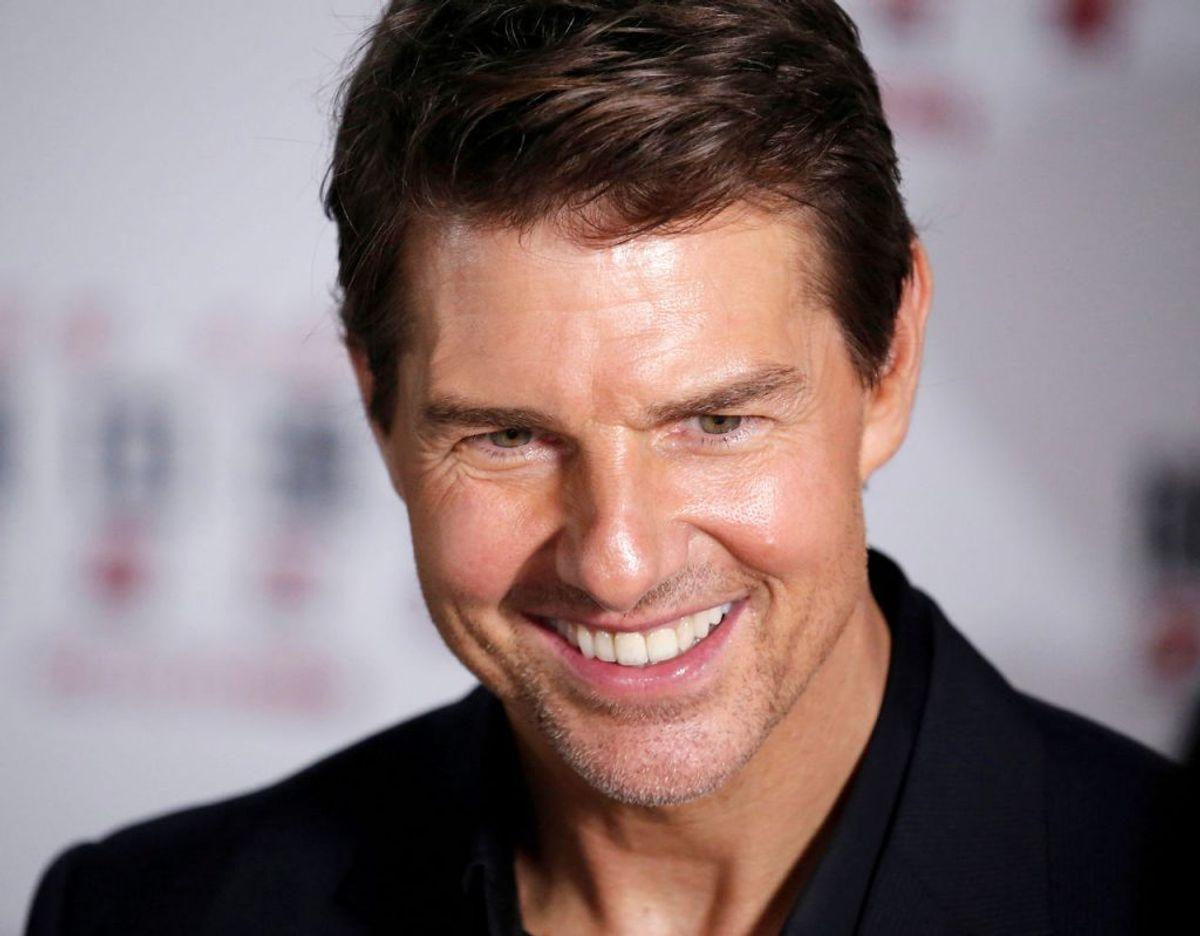 Skuespilleren Tom Cruise har tilsluttet sig oprøret mod prisuddelingen ved at levere de tre Golden Globe-statuetter, han har fået i løbet af sin karriere, tilbage. Arkivfoto: Jason Lee/Ritzau Scanpix.