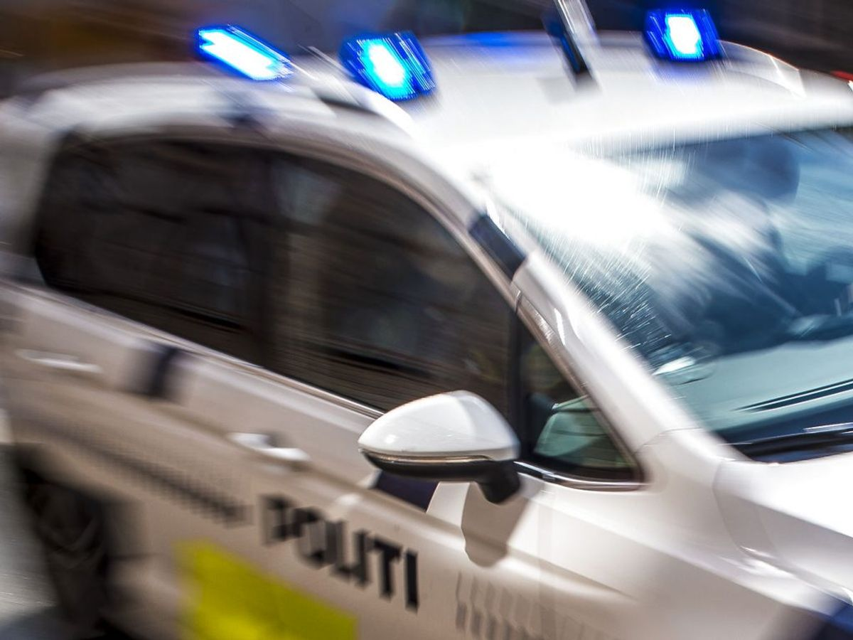 En kvinde blev søndag udsat for et tricktyveri. Foto: Mads Claus Rasmussen/Ritzau Scanpix